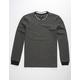 HUF Downhill Stripe Mens Sweatshirt