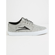 LAKAI Griffin Grey Mens Shoes
