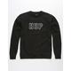 HUF Field Mens Sweatshirt