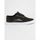 LAKAI Griffin Black Mens Shoes