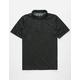 HURLEY Dri-FIT Lagos Mens Black Polo Shirt