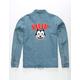 HUF x Felix The Cat Denim Mens Coaches Jacket