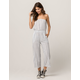 IVY & MAIN Stripe Womens Jumpsuit