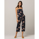 IVY & MAIN Floral Womens Jumpsuit