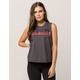 HURLEY Coco Locos Womens Muscle Tank