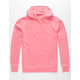 INDEPENDENT TRADING COMPANY Coral Pigment Dyed Mens Hoodie