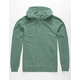 INDEPENDENT TRADING COMPANY Forest Pigment Dyed Mens Hoodie