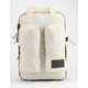 THE NORTH FACE Mini Crevasse Vintage White Heather Backpack