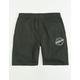 VOLCOM Rainmaker Charcoal Boys Sweat Shorts