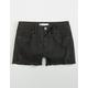RSQ Venice Mid Rise Girls Denim Shorts