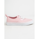 VANS Authentic Elastic Lace Girls Shoes