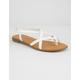 CITY CLASSIFIED Crisscross Womens Sandals