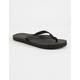 VANS Soft-Top Black Womens Sandals