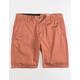 VOLCOM Frickin Drifter Copper Mens Shorts