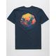 REEF Sunset Mens T-Shirt
