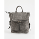VIOLET RAY Kendall Charcoal Mini Backpack