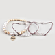FULL TILT Love/Dream/Peace Bracelets