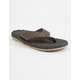 FREEWATERS Basecamp Brown Mens Sandals