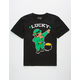 RIOT SOCIETY Lucky Bear Boys T-Shirt