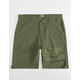 LRG Apex Mens Hybrid Shorts