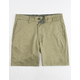 LOST Colver Army Mens Shorts
