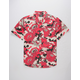 LRG Rose Camo Mens Shirt