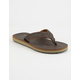 QUIKSILVER Carver Nubuck Mens Sandals