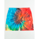 NITROUS BLACK Woodstock Mens Volley Shorts