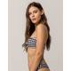 O'NEILL Aloha Floral Reversible Bikini Top
