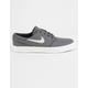 NIKE SB Zoom Stefan Janoski Canvas Dark Grey & Light Bone Shoes