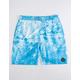 NEFF Daily Mens Hot Tub Volley Shorts