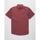 VALOR OGGD Burgundy Mens Shirt