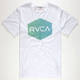 RVCA Halftone Hex Mens T-Shirt
