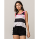 MAUI AND SONS Stripe Womens Tank Top