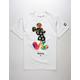 NEFF Disney Collection Triple Mickey Fill Mens T-Shirt