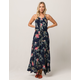 ROXY Groove The Physical Maxi Dress