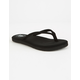 VOLCOM Vibes Black Girls Sandals