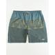 RHYTHM Nambassa Mens Beach Shorts