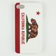 California Bear iPhone 5 Case