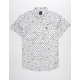 RVCA Ceramic Mens Shirt