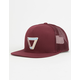 VISSLA Round House Mens Trucker Hat