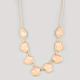 FULL TILT Mini Stone Statement Necklace