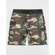 RVCA Eastern Dark Khaki Mens Boardshorts