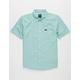 RVCA That'll Do Teal Green Boys Shirt