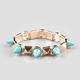 FULL TILT Epoxy Spike/Pyramid Bracelet
