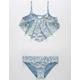 ROXY Nautical Summer Bandana Girls Bikini Set