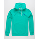 THE NORTH FACE Red Box Green Mens Hoodie