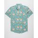 RVCA Pelletier Tropic Mens Shirt