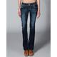 AMETHYST JEANS Emma Womens Bootcut Jeans
