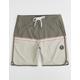 VISSLA Dredges Tan Mens Boardshorts